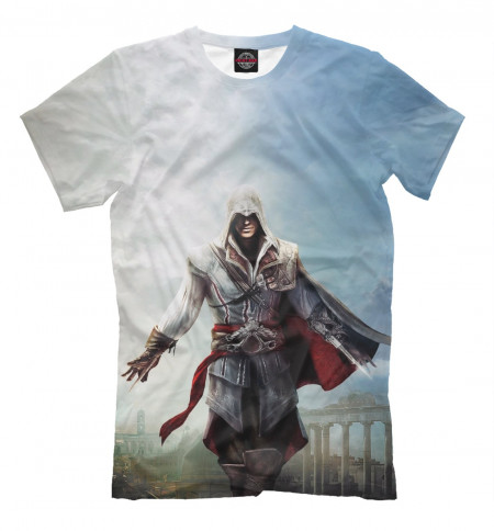 Футболка Assassin's Creed